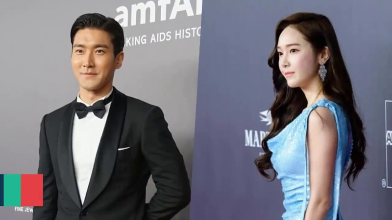 Former Labelmates Choi Siwon And Jessica Reunite At Charity Event In Hong Kong