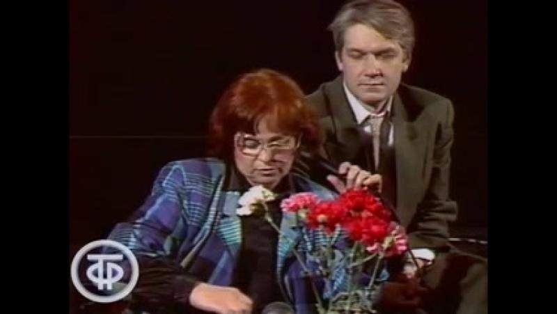 Презентация фильма Киры Муратовой Чувствительный милиционер в Московском Киноцентре 1992 год Видеофрагмент