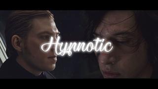 kylo x hux (kylux) // Hypnotic
