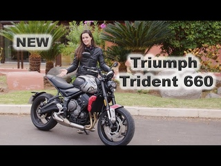 Triumph Trident 660 - Test Ride Review with Sound Check