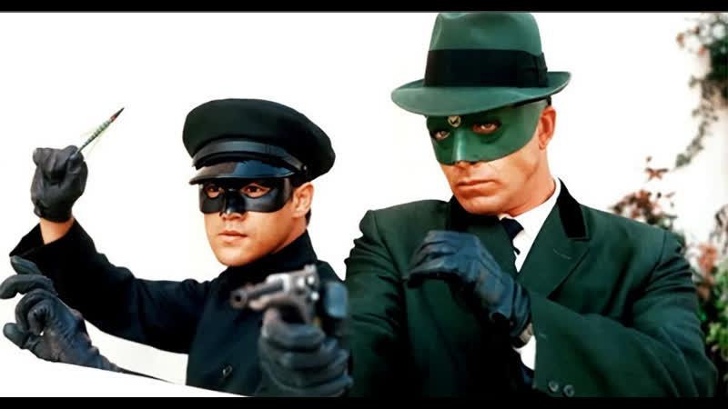 VHS навсегда Зелёный шершень сериал 1966 Брюс Ли