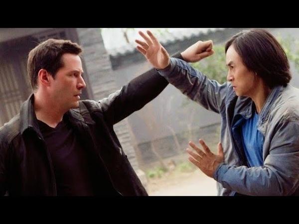 Tiger Chen vs Keanu Reeves Man of Tai Chi
