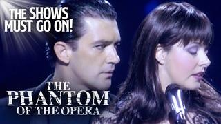 'The Phantom of The Opera' Sarah Brightman & Antonio Banderas