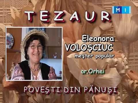 Tezaur Eleonora Voloşciuc Poveşti din pănuşi