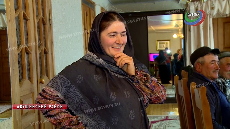 Единству в семье Курбановых завидует все село