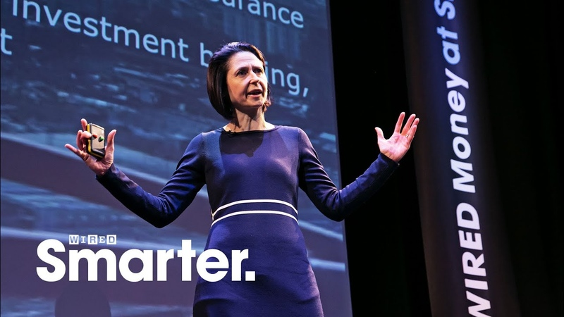 Karen Croxson The Opportunity and Dangers of Machine Learning in Finance | WIRED Smarter 2019
