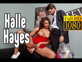 Halle Hayes  большие сиськи big tits [Трах, all sex, porn, big tits, Milf, инцест, порно blowjob brazzers секс анальное] секс