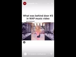 Britney meme Cardi B WAP (door #3)