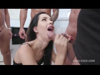 Megan Venturi [Gangbang DAP Anal TP Gape Russian stockings]
