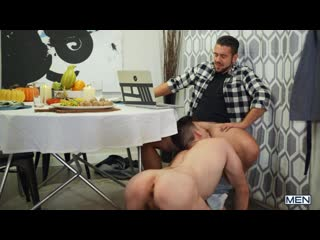 – Social Dickstancing – Dante Colle fucks Archie & Chris Damned fucks Pierce Paris – Bareback