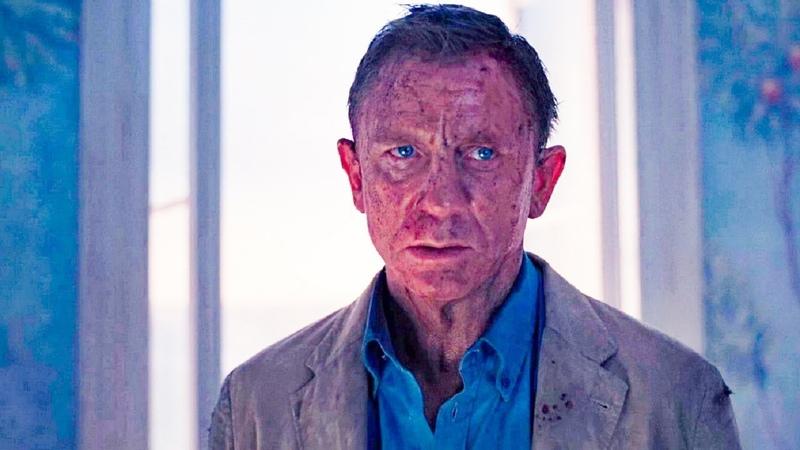 Не время умирать Русский трейлер 2 2020 Джеймс Бонд Агент 007 боевик триллер приключения