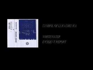Whitewater - Incident Report [Full Cassette Rip]