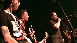 Элизиум ft Distemper - Моё оружие / Радуга Live 2006