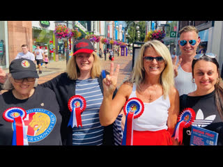 A TRIBUTE TO BRITAIN FIRST ACTIVISTS OF 2020