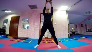WKF FEMALE KARATE-EXPLOSIVE STRENGTH AND CONDITIONING-JOVANA DRCA INNOVATIVE SPORTS TRAINING