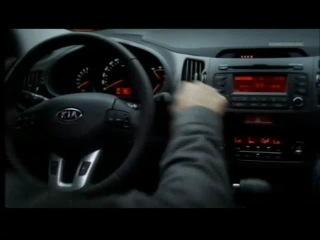 Реклама New Sportage Сериал Спецотряд Кобра 11
