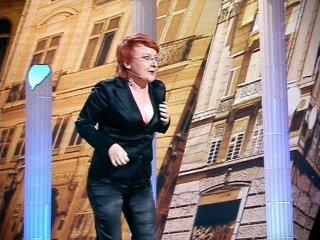 """Фестиваль пародий в Одессе""""Большая разница""""-Красная шапочка"""