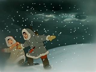 В яранге гoрит огoнь (1956)