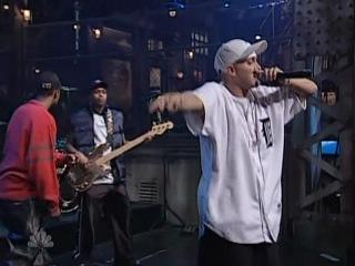 Eminem - The Real Slim Shady (Live SNL) (2000)