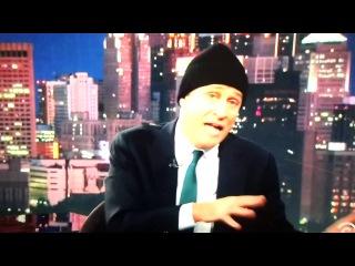 "Jon Stewart Raps to Eminem's ""Lose Yourself"""