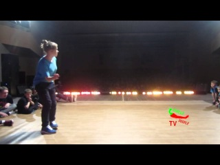 Рина vs Nastia for you - CHELLE PEOPLE 6 - Hip Hop dance 1x1