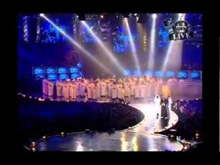 Christina Aguilera - EMA Opening HD