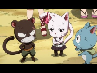 [WOA] Фейри Тейл  Сказка о Хвосте Фей  Fairy Tail - 110 серия [Ancord]