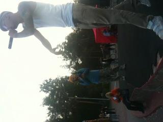 Skiggy Rapz performance