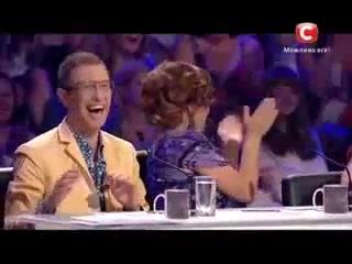Петр Тормоз Штомпель (Полтава) - Кастинг в Одессе 31.08.13 - Х-Фактор 4 сезон