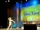 Анна Частикова, первое место в номинациипрофи Королева Импровизации, белади, импровизация под оркестр,International Ethnodance festivalс 2013