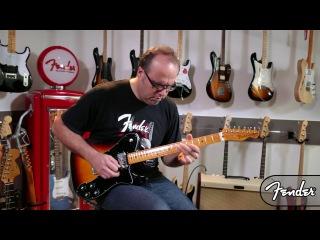Fender american vintage 72 telecaster custom