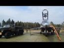 Посадка самолетов на аэродромный участок дороги