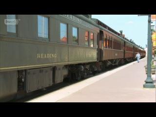 Travel Поезда высшего класса Luxury train 3 серия StarF1lms ☆