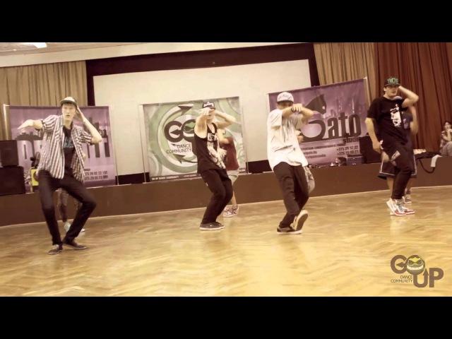 Top Norway Dance Weekend_Duo Crew (J. Santos David Leung)_Usher-Bad girl (2012)