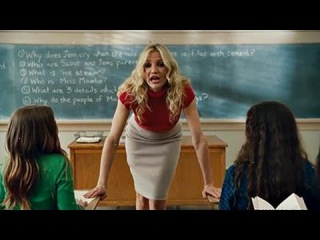 Bad Teacher 2011 Movie - Justin Timberlake & Cameron Diaz
