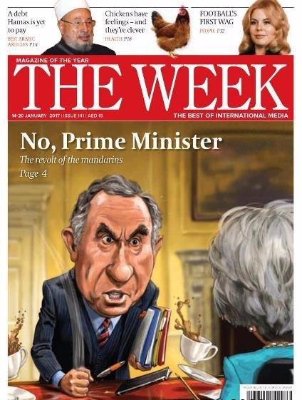 The Week UK - 14 January 2017