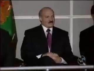 Верка Сердючка танцует с Лукашенко (2007)