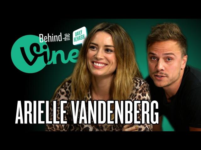 Behind the Vine with Arielle Vandenberg Matt Cutshall DAILY REHASH Ora TV