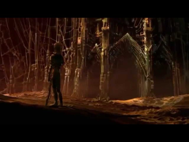 Katedra (The Cathedral) by Tomasz Bagiński HD 720p HQ High Quality - Music by Alan Bucki