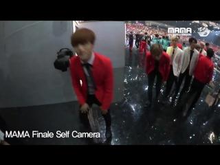 [20161202] ending finale self camera @ mama 2016