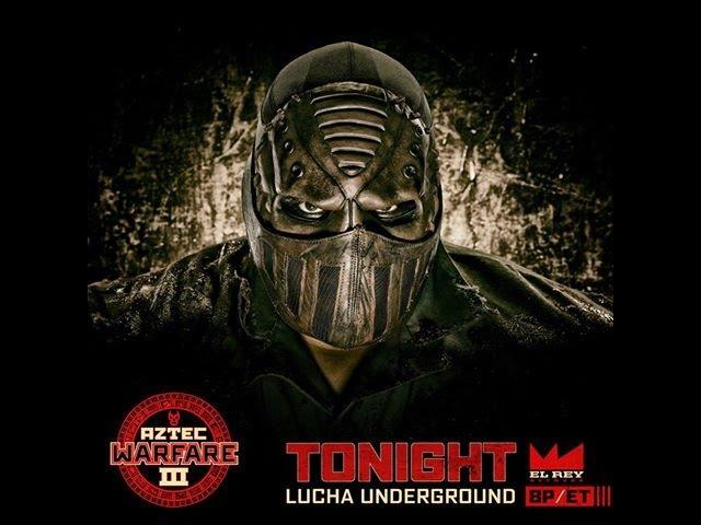 M2H Lucha Underground - Aztec Warfare III 2016 Highlights