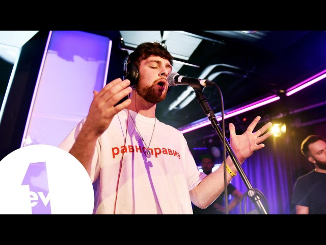 Chase Status Fade Feat Tom Grennan Kanye West cover in the Live Lounge