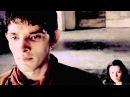 Merlin/morgana when angels deserve to die