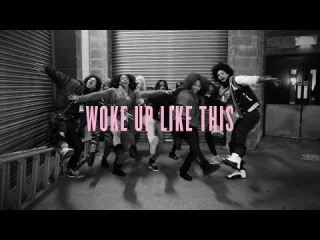 """Beyonce """"Flawless"""" Choreography (Prepared by Beyonce dancers _ with Les twins ) 2014"""