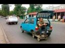 Автоприколы, автошутки. Подборка приколов на дороге