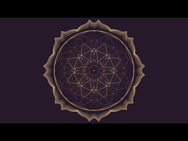 741 Hz ❯ Spiritual Detox ❯ Remove Toxins Negative Thoughts ❯ Mandala Meditation Music