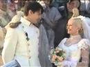 Съёмки сериала Бедная Настя свадьба Владимира и Анны