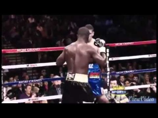 """Andre """"The Beast"""" Berto Highlights ● Power ● Speed ● Combinations"""