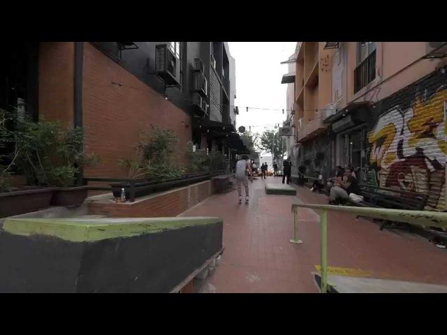 Julien Cudot Adrien Anne - Asia Trip - USD Skates