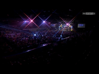 Netherlands vs South Africa (PDC World Cup of Darts 2015 / Second Round)